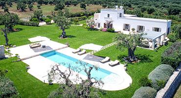 Ville & Trulli - Puglia e dintorni