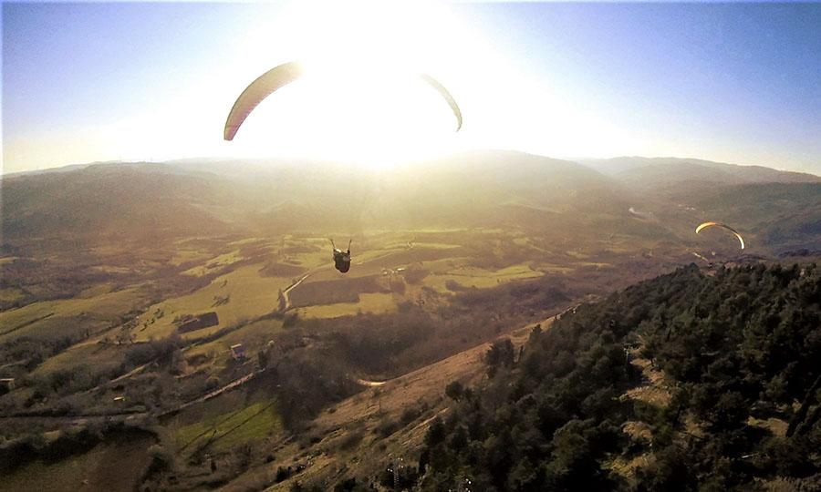 Volo in Parapendio 04