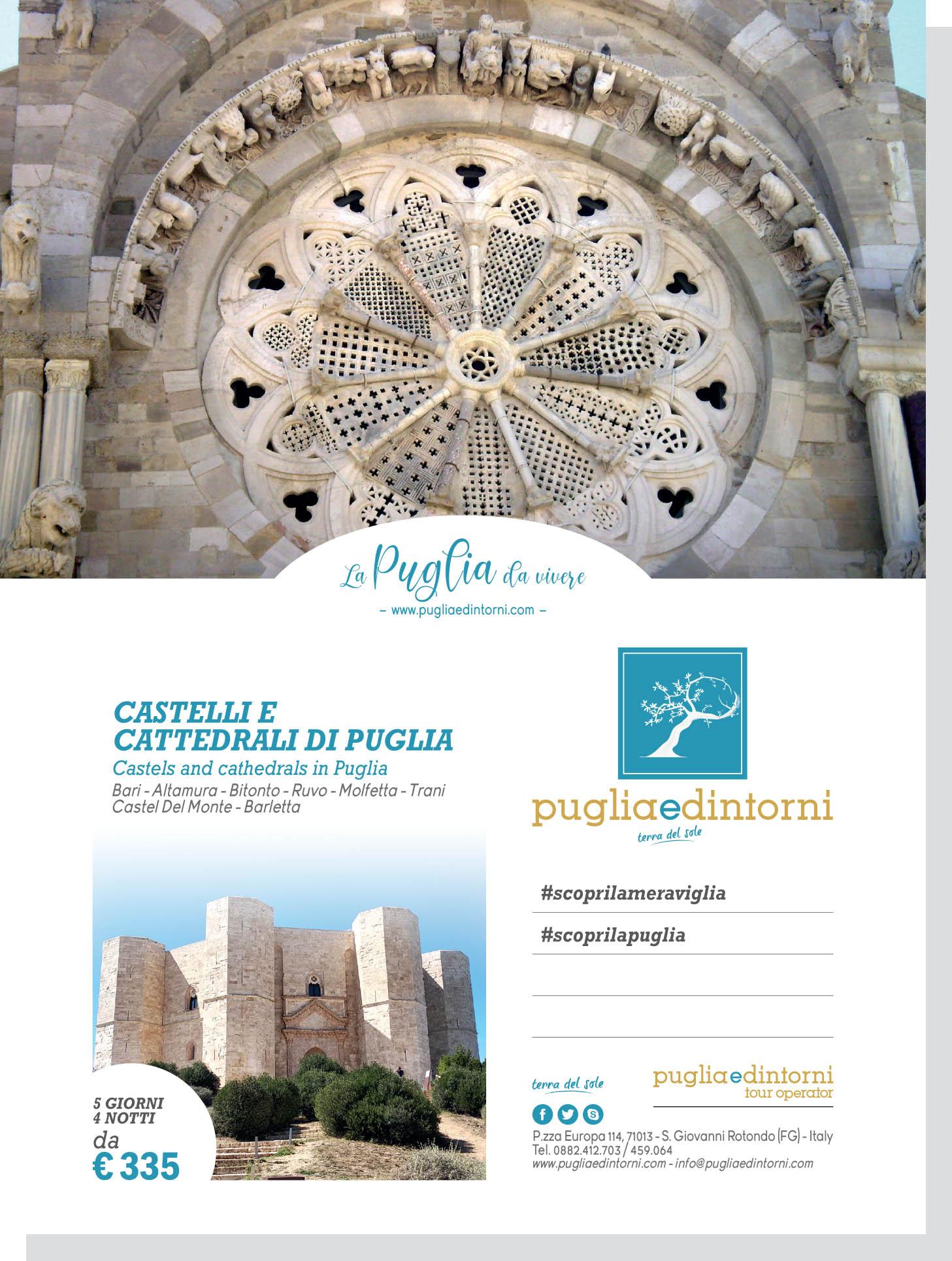 Castelli e Cattedrali di Puglia - Pugliaedintorni