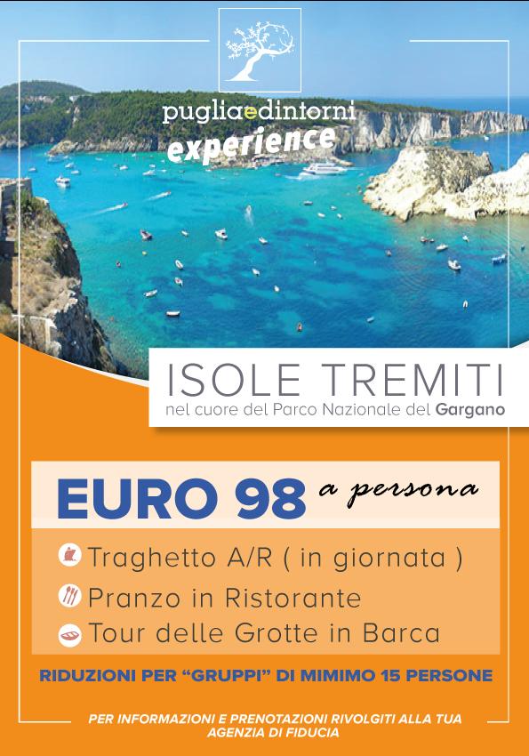 ISOLE TREMITI - Puglia e dintorni